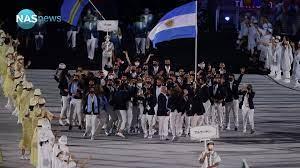 افتتاح أولمبياد طوكيو بحضور واسع