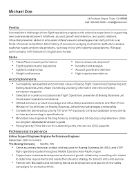 Formal Resume For Mechanical Engineer With Profile Name Address