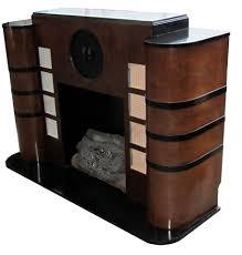 art deco furniture miami. american art deco streamline electric fireplace furniture miami i