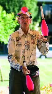 82-year-old juggler still smooth | | recorderonline.com