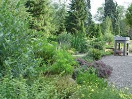 Small Picture Consideration for Perennial Garden Design House and Decor