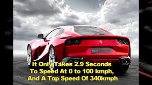 2018 ferrari top speed. simple speed 2018 ferrari 812 superfast is the fastest ever details revealed inside ferrari top speed