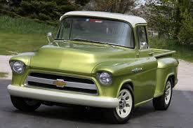 1955 Chevrolet E-Rod Pickup | Lingenfelter Collection