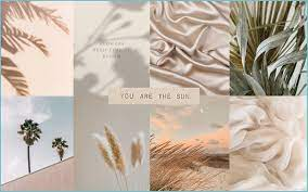 Aesthetic Mac Backgrounds Collage