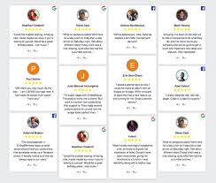 EmbedReviews Features | Embed Google, Yelp or Facebook Reviews