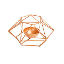 Iron Tea Light Holders Amazon Com Youec Candle Holders Metal Tea Light Geometric