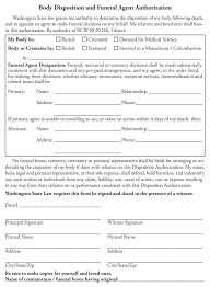 Requesting A Death Certificate Washington State Death Certificate Sample Of Request Form