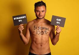 Bisexual man orange county