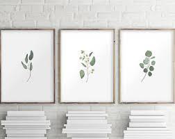 impressive design ideas wall art set of 3 designing inspiration etsy eucalyptus printable prints arrow canvas on wall art prints etsy with nice looking wall art set of 3 interior design ideas mark lawrence
