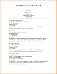sample of professional references azzurra castle  sample of professional references sample how format artresume list references list template of references format artresume sample reference for resume