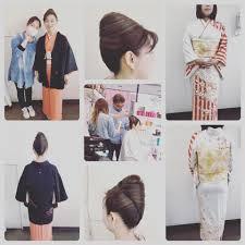 デジレ 三木本店 入学式のお支度 Desiree 着物 着物ヘア