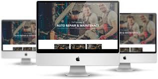 Car Template Et Car Repair Free Responsive Car Repair Joomla Template