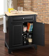 Granite Top Kitchen Buy Newport Solid Black Granite Top Kitchen Island In Classic Cherry
