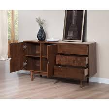 modern credenza furniture. Mid Century Modern Credenza Buffet TV Stand Sideboard Storage Cabinet Furniture #LuvMyHome #MidCenturyModern