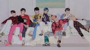 K Pop Phenomenon Bts First Korean Act To Top Uk Chart