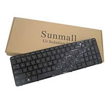 Sunmall Laptop Replacement Keyboard <b>for HP Pavilion 15</b>-E,<b>15</b>-N ...