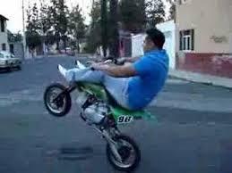 pit bike 110cc caballitos marvin gascon youtube