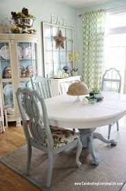 Dining Room Table And Chairs Makeover With Annie Sloan Chalk Paint Cool Paint Dining Room Table Property