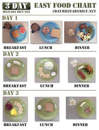 Military Diet Chart India 3 Day Military Diet Militarydiet Twitter