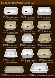 large quality exported corian acrylic kitchen sinks on whole kkr