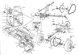 Terrific noma snowblower parts diagram images best image wire