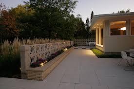 modern concrete patio designs. Concrete Midcentury Patio Modern Designs E