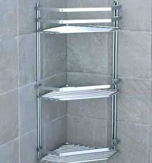 porcelain shower shelves corner shower shleves porcelain corner shower shelf fascinating corner shower shelves glass install