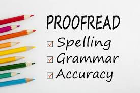 Creating A Perfect Resume Periods Spelling Mistakes And Grammatical Errors Oh My Creating