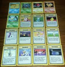 NM Unlimited COMPLETE Pokemon BASE Card Rare/Uncommon/Common NON-HOLO  17-102 Set Toys & Hobbies Collectible Card Games marysolcamperpark.com