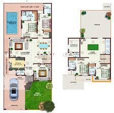 Pakistan 1 Kanal House Plans L 8df000ab22e8c1e5 Jpg 1000 993