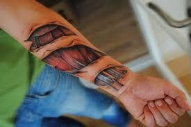 Tetování Pitva Ruky