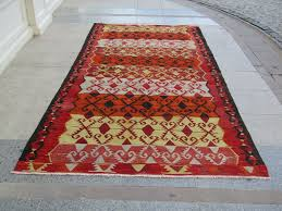 anatolian kilim rug 4 69 10 feet 143x306cm turkish