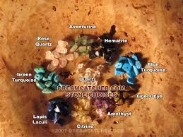 <b>DreamCatcher</b>.com leather and semi precious stones