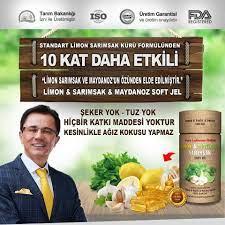 Limon Sarımsak Maydanoz Kürü Soft Jel - Beiträge