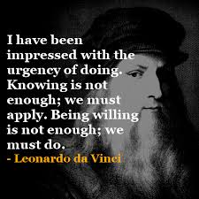 Leonardo Da Vinci Quotes Beauteous Learning Innovation From Leonardo Da Vinci Innovation Excellence