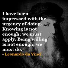 Leonardo Da Vinci Quotes Adorable Learning Innovation From Leonardo Da Vinci Innovation Excellence