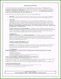 What Should Not Be Included In A Resume 39 Amazing Grad School Application Resume You Should Consider