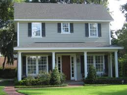 Best Popular Exterior Paint Color Ideas For Homes - Home exterior paint colors photos