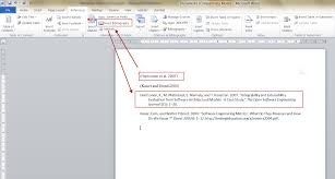 Insert Citation Using Mendeley Desktop