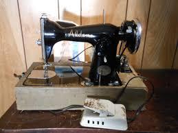 Aldens Sewing Machine