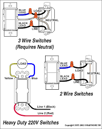 2 and 3 wire switch diagrams smarthome Smart Home Wiring Diagram 2 and 3 wire switch diagram smart home wiring diagram