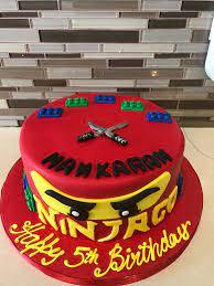 Ninjago Birthday Cake - Rashmi's Bakery