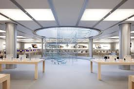 the us patent and trademark office granted apples request last week for trademarks on the minimalist design and layout of its retail outlets apple office design