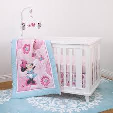 baby nursery best disney minnie mouse crib bedding set