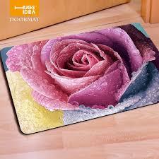 Non Slip Rugs For Kitchen Purple Flower Kitchen Rugs Cliff Kitchen