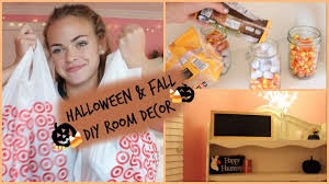 diy fall halloween room decor summer mckeen youtube