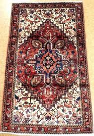 h red white and blue oriental rugs