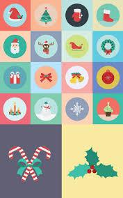free christmas icons vector 2015 basic icons flat icons 1000