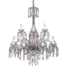 waterford powerscourt twelve arm chandelier