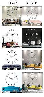 bathroom wall clocks uk large contemporary lovely minimalist modern house ideas and furniture vintage wa
